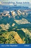 Geomorphology, Human Activity Global Env