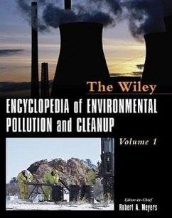 Encyclopedia of Environmental Pollution and Cleanup - Meyers, Robert A.