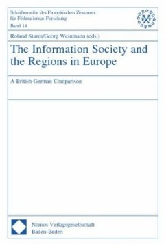 The Information Society and the Regions in Europe - Sturm, Roland / Weinmann, Georg (eds.)