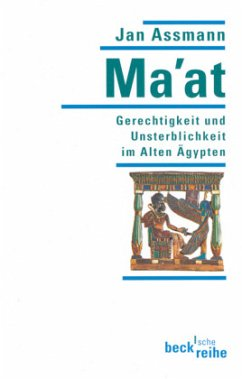 Ma'at - Assmann, Jan