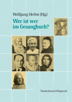 Wer ist wer im Gesangbuch? - Herbst, Wolfgang (Hrsg.)