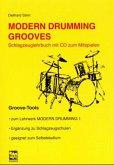 Modern Drumming Grooves, m. Audio-CD / Modern Drumming zu Bd.1