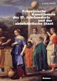 Französische Kunsttheorie des 17. Jahrhunderts und der absolutistische Staat