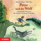 Peter und der Wolf, 1 Audio-CD
