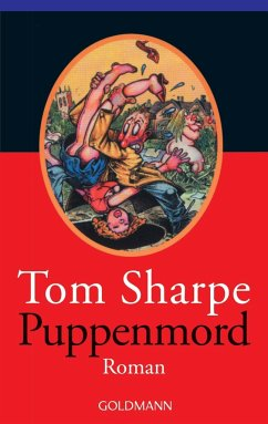 Puppenmord - Sharpe, Tom