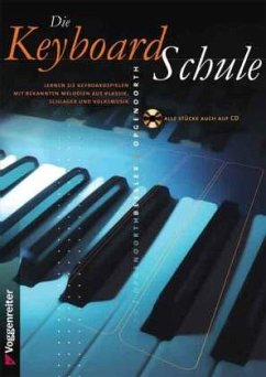 Die Keyboard-Schule, m. Audio-CD