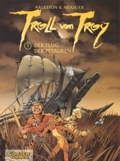 Der Flug der Petauren - Arleston, Scotch; Mourier, Jean-Louis