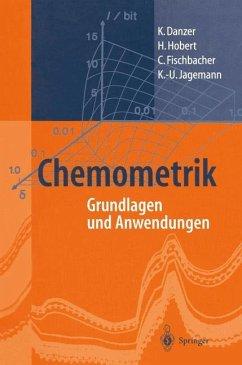 Chemometrik - Danzer, Klaus / Hobert, Hartmut / Fischbacher, Christoph / Jagemann, Kay-Uwe