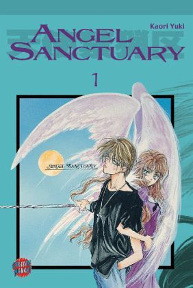 Angel Sanctuary - Yuki, Kaori