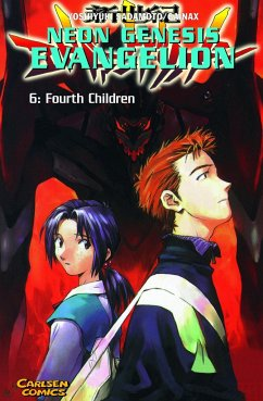 Fourth Children / / Neon Genesis Evangelion Bd.6