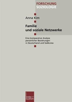 Familie und soziale Netzwerke - Kim, Anna