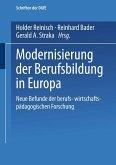 Modernisierung der Berufsbildung in Europa