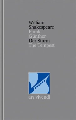 Der Sturm / Shakespeare Gesamtausgabe Bd.7 - Shakespeare, William