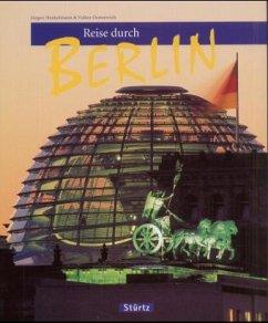 Reise durch Berlin - Henkelmann, Jürgen; Oesterreich, Volker
