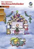 Für Klavier, m. Audio-CD / Die schönsten Weihnachtslieder, Notenausg. m. Audio-CDs