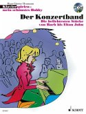 Klavierspielen, mein schönstes Hobby - Der Konzertband, m. Audio-CD