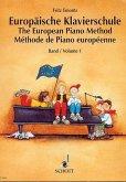 Europäische Klavierschule, Deutsch-Englisch-Französisch\The European Piano Method\Methode de Piano europeenne