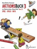 Piano Kids, Aktionsbuch