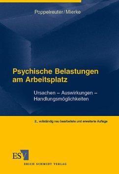 Psychische Belastungen am Arbeitsplatz - Wenchel, Karl / Poppelreuter, Stefan / Mierke, Katja