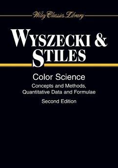Color Science P (WCL) - Wyszecki, Günther; Stiles, W. S.