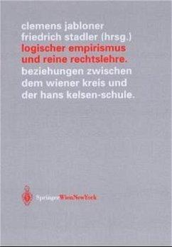 Logischer Empirismus und Reine Rechtslehre - Jabloner