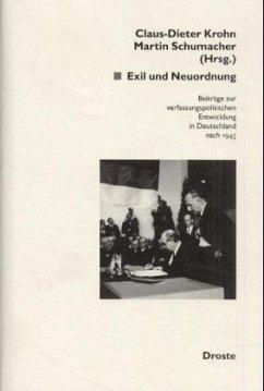 Exil und Neuordnung