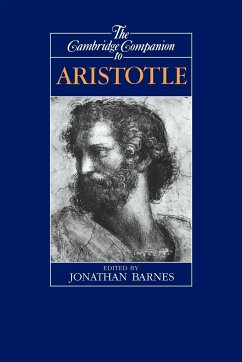 The Cambridge Companion to Aristotle - Barnes, Johnathon