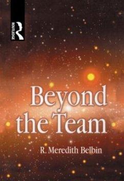 Beyond the Team - Belbin, R Meredith