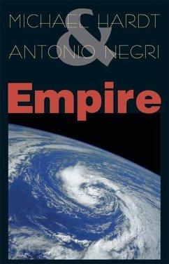 Empire - Hardt, Michael; Negri, Antonio