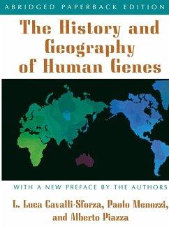 The History and Geography of Human Genes - Cavalli-Sforza, Luigi L.;Menozzi, Paolo;Piazza, Alberto