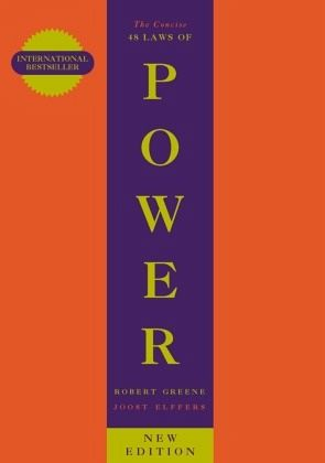 The Concise 48 Laws of Power - Greene, Robert