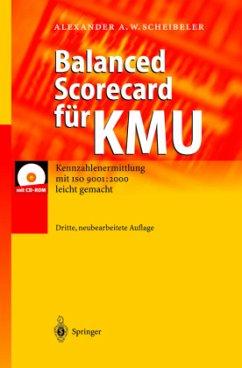 Balanced Scorecard für KMU - Scheibeler, Alexander A. W.