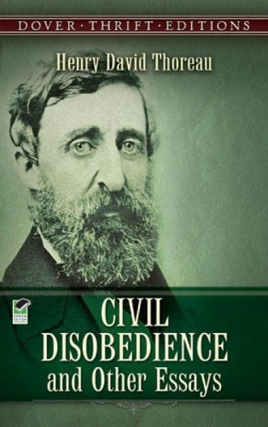 civil disobedience prose essay Henry david thoreau challenged popular thinking about life and society in works such as his book walden and essay civil disobedience.