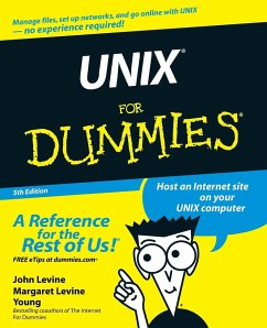 Unix for Dummies - Levine, John R.;Young, Margaret Levine