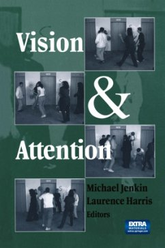 Vision and Attention - Jenkin, Michael R.M. / Harris, Laurence R. (eds.)