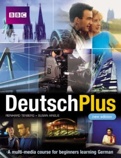 DEUTSCH PLUS COURSE BOOK (NEW EDITION) - Arthur, Eleonore; Tenberg, Reinhard; Ainslie, Susan