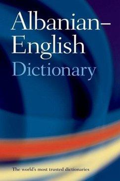 Oxford Albanian-English Dictionary - Newmark, Leonard (ed.)