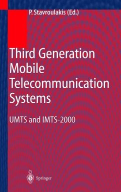 Third Generation Mobile Telecommunication Systems - Stavroulakis, Peter (ed.)