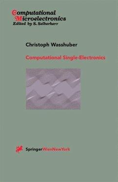 Computational Single-Electronics - Wasshuber, Christoph