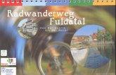 Radwanderweg Fuldatal 1 : 75 000