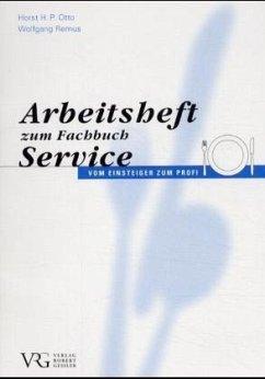 Arbeitsheft zum Fachbuch Service