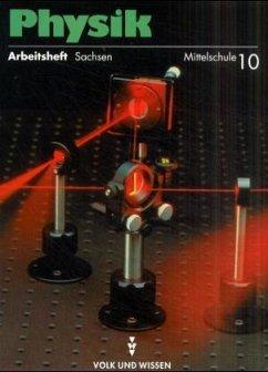 Arbeitsheft, Ausgabe Mittelschulen Sachsen / Physik, Neuausgabe