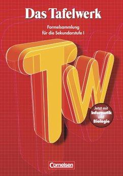 Das Tafelwerk 2001. Sekundarstufe. RSR. Neubear...