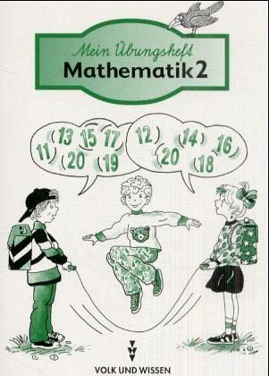 Mein Mathematikbuch 1/2. Übungsheft 2. Sonderschule Tl.2 - Naumann, Gudrun