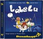 LaLeLu, Schlaflieder aus aller Welt, Zweite Reise, 1 Audio-CD