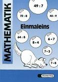 Mathematik-Übungen. Arbeitsheft Einmaleins. Euro-A