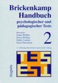 Brickenkamp Handbuch psychologischer und pädagogischer Tests, 2 Bde.