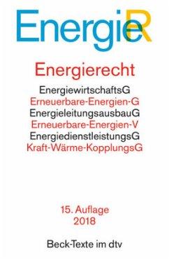 Energierecht - Einleitung von Nill-Theobald, Christiane / Einleitung von Theobald, Christian