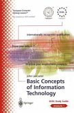 ECDL Module 1: Basic Concepts of Information Technology