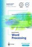 ECDL Module 3: Word Processing